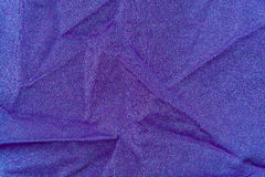 The background, texture of fabric draped purple lycra Royalty Free Stock Photography