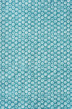 Background texture fabric floral pattern Royalty Free Stock Photography