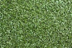 Background texture with fake grass Stock Images