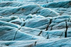 Background texture of glacier. Background texture of close-up of Jokulsarlon glacier Stock Images