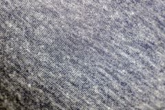 Background texture gray fabric closeup, cloth unfolded smoothly without folds. A piece of clothing, textile knitwear closeup Stock Photos