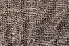Background texture gray fabric. Threads interweaving, material Stock Photos