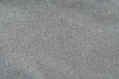 Background texture of gray knitted fabric Stock Image