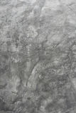 Background texture of a gray wall micro-cement Royalty Free Stock Photography