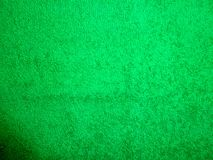 Background, texture. Background and texture, Green towel Stock Images
