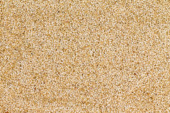 Background texture of healthy quinoa grain Royalty Free Stock Photos