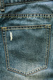 Background and texture of jeans Stock Photo