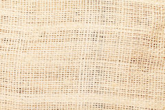 Background texture of jute Royalty Free Stock Photography