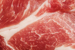 Background texture of marbled meat Royalty Free Stock Photography