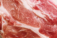 Background texture of marbled meat Royalty Free Stock Images