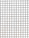 Background texture of metal mesh cells isolated Stock Photography