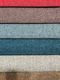 Background and texture of multi-colored fabrics. Studio Photo Stock Photos