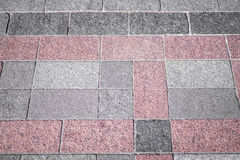 Background. Texture of multicolored paving slabs on the whole frame. Horizontal frame. Background. Texture of multicolored paving slabs on the whole frame royalty free stock photos