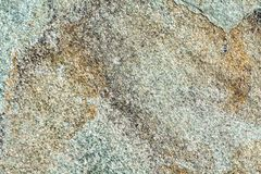 Background texture of a natural stone color pattern. Royalty Free Stock Photo