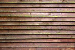 Background texture of old brown wooden wall Stock Photos