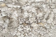 background texture old cracked paint Royalty Free Stock Photos