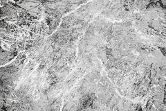 Background texture of old gray artificial marble Royalty Free Stock Image