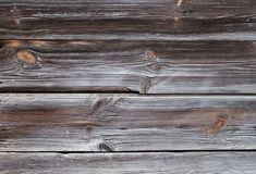 Background. old gray horizontal boards Stock Photo