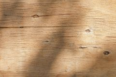 Background, texture of old plywood. stock image