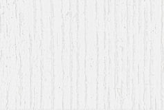 Background texture of old white painted wooden board Stock Image