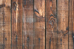 Background texture of old wood. Background of the old dry plates Royalty Free Stock Images