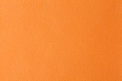 Background with texture of orange leather Stock Photo