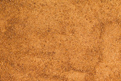 Background texture of organic coconut sugar Stock Images