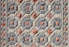 Background texture of oriental stone mosaic Stock Photos