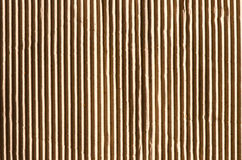 Background and texture of paper cardboard box wall Royalty Free Stock Photos
