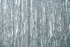 Background and texture of the paper is a compressed gray silvery Royalty Free Stock Photo