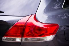 Background texture, pattern. Dimensions of the car. Dimensional. Headlights and taillights of the car royalty free stock photo
