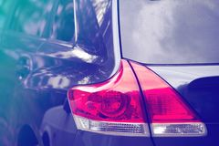 Background texture, pattern. Dimensions of the car. Dimensional. Headlights and taillights of the car stock images