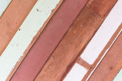 Background texture pattern of weathered wooden planks Royalty Free Stock Photography