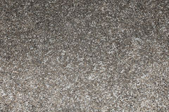 Background or texture of pebbles or gravel with Shade. Royalty Free Stock Image