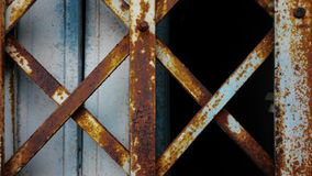 Background & texture. Photo of rust metal texture Stock Photography