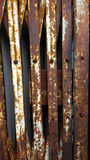 Background & texture. Photo of rust metal texture Royalty Free Stock Photo