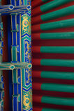 Background & texture. Photo of temple in thailand Royalty Free Stock Photos