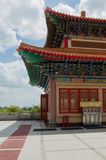 Background & texture. Photo of temple in thailand Stock Photography