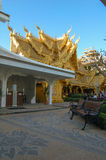 Background & texture. Photo of temple in thailand Stock Photo
