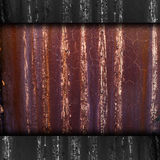 Background texture purple old iron grunge metal Royalty Free Stock Image