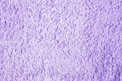 Background with  texture of purple terry cloth. Royalty Free Stock Images