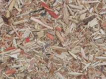 Background texture of recycled compressed wood Royalty Free Stock Photo