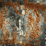 Background texture of Rusted steel. Abstract large rust surface Royalty Free Stock Photo