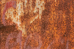 Background texture of Rusted steel Stock Photos