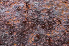 Background texture of rusted steel, grunge rust Stock Photos