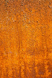 Background texture of Rusted steel Royalty Free Stock Images