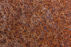 Background texture rusty metal pattern Royalty Free Stock Images