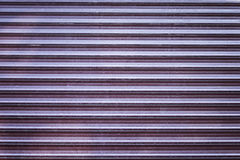 Background texture of scuffed shop shutters. Abstract background texture of scuffed shop shutters Royalty Free Stock Photo