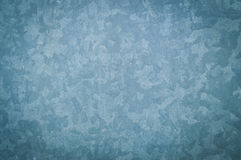 Background texture of a sheet of galvanized metal coated with a layer of zinc Royalty Free Stock Photography