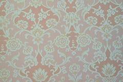 Background texture soft floral decoration wallpaper Stock Images